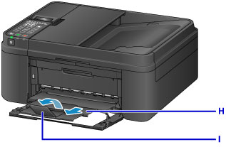 my printer document text is not aligned canon mx492