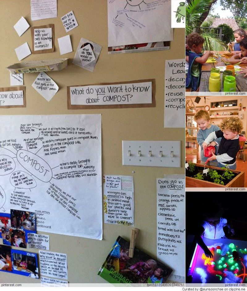 learning to document in reggio inspired education
