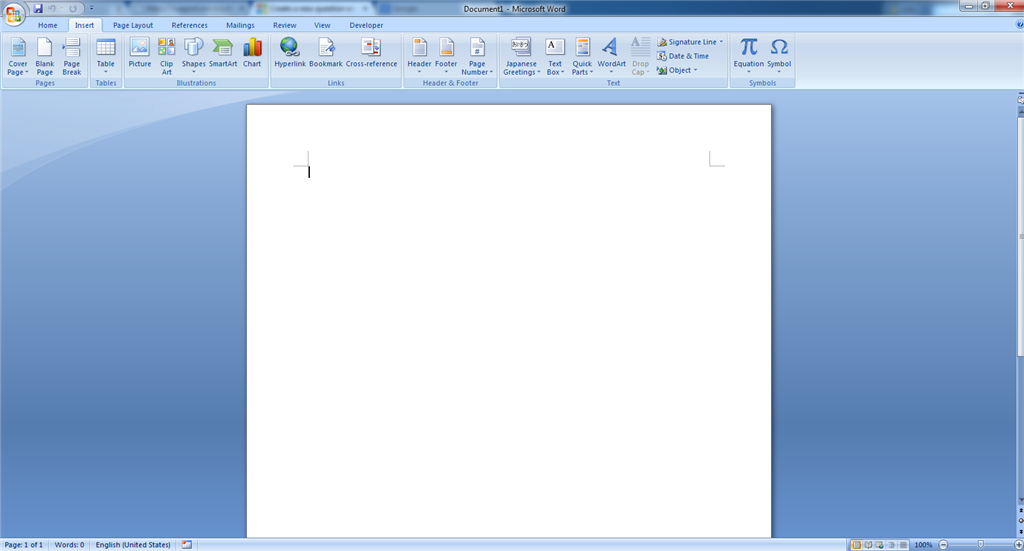 cant get rid of boxes on word document