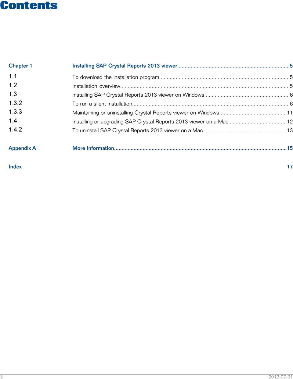 crystal reports 2013 documentation