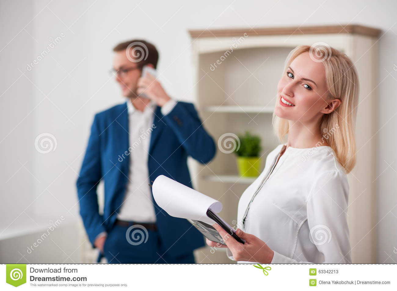 working with a realtor document