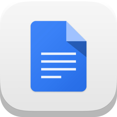 google form to document notes