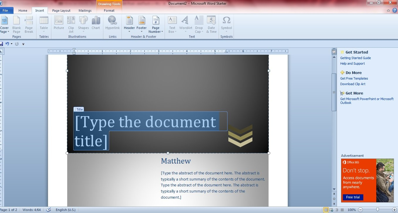 how to send a pages document as a word document