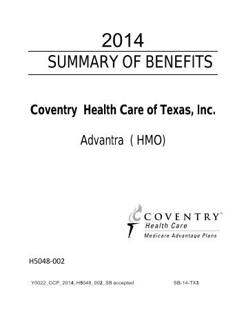 what would be considered the initial for a benefits document